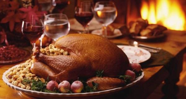 Thanksgiving Day – Festa del Ringraziamento