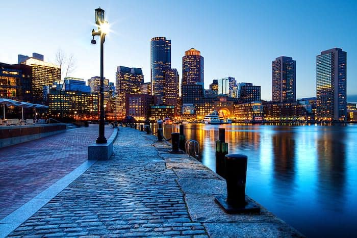 Viaggio a Boston