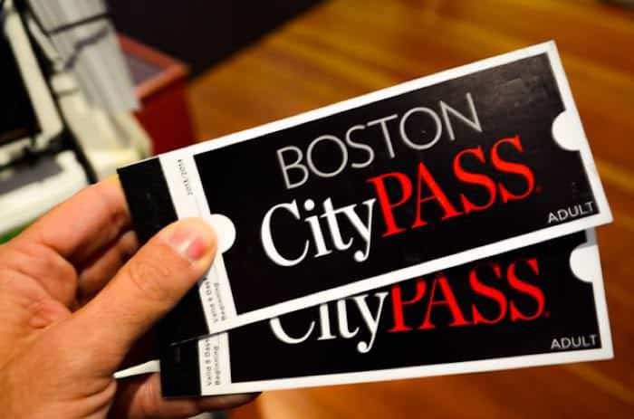 Pass per Boston