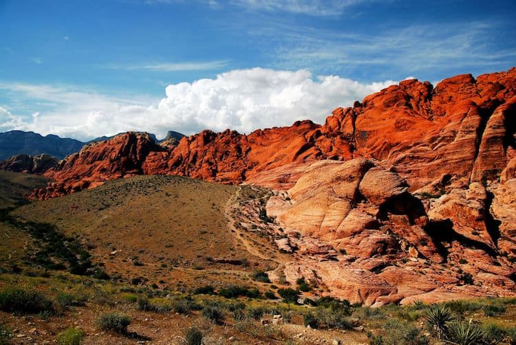Red Rock Canyon National Conservation, Las Vegas