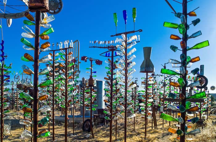 Bottle Tree Ranch, California