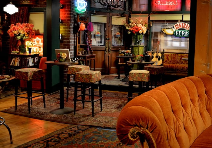 Central Perk - Warner Bros Studios
