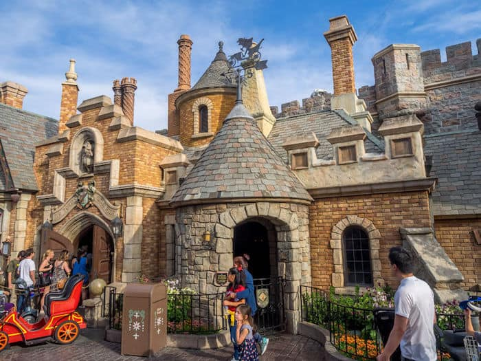Fantasyland Disneyland, Los Angeles
