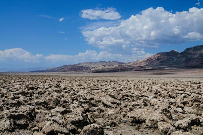 Death Valley, Devil Golf Course