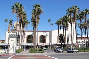 Union Station, Los Angeles