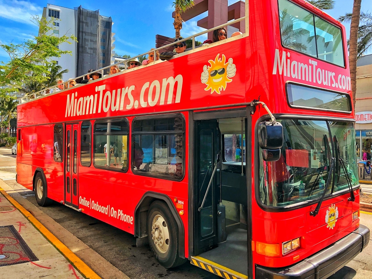 Tour hop-on hop-off di Miami