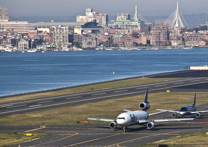 Aeroporto Boston Logan